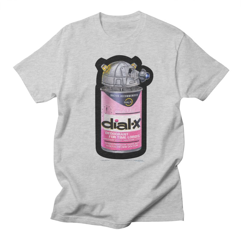 Dial-X for the New Doctor Men's Regular T-Shirt by joegparotee's Artist Shop