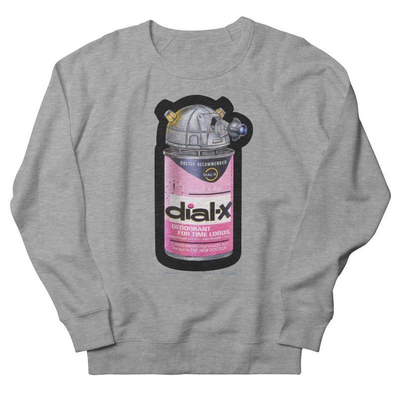 Dial-X for the New Doctor Men's Sweatshirt by joegparotee's Artist Shop