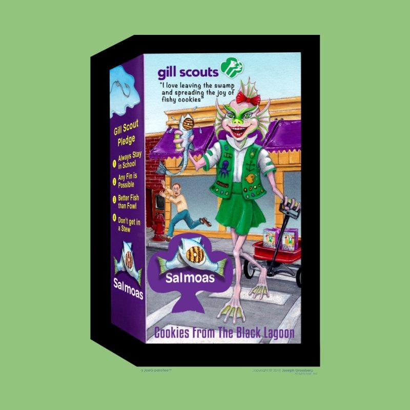 Gill Scout Cookies Men's T-Shirt by joegparotee's Artist Shop