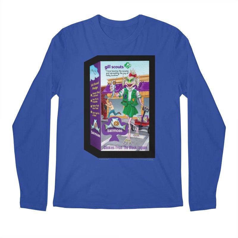 Gill Scout Cookies Men's Longsleeve T-Shirt by joegparotee's Artist Shop