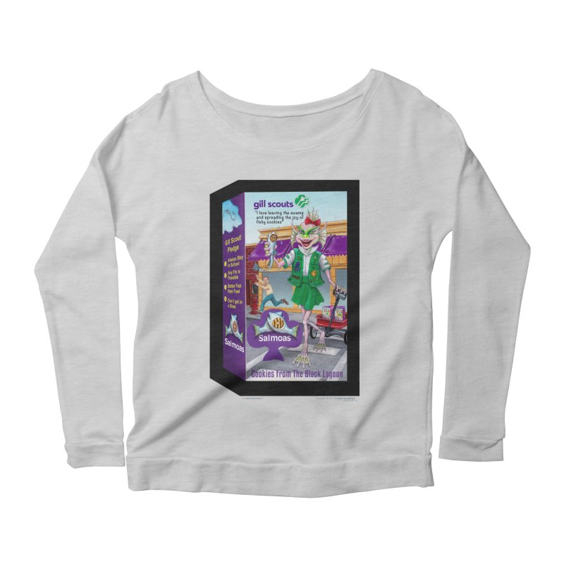 Gill Scout Cookies Women's  by joegparotee's Artist Shop