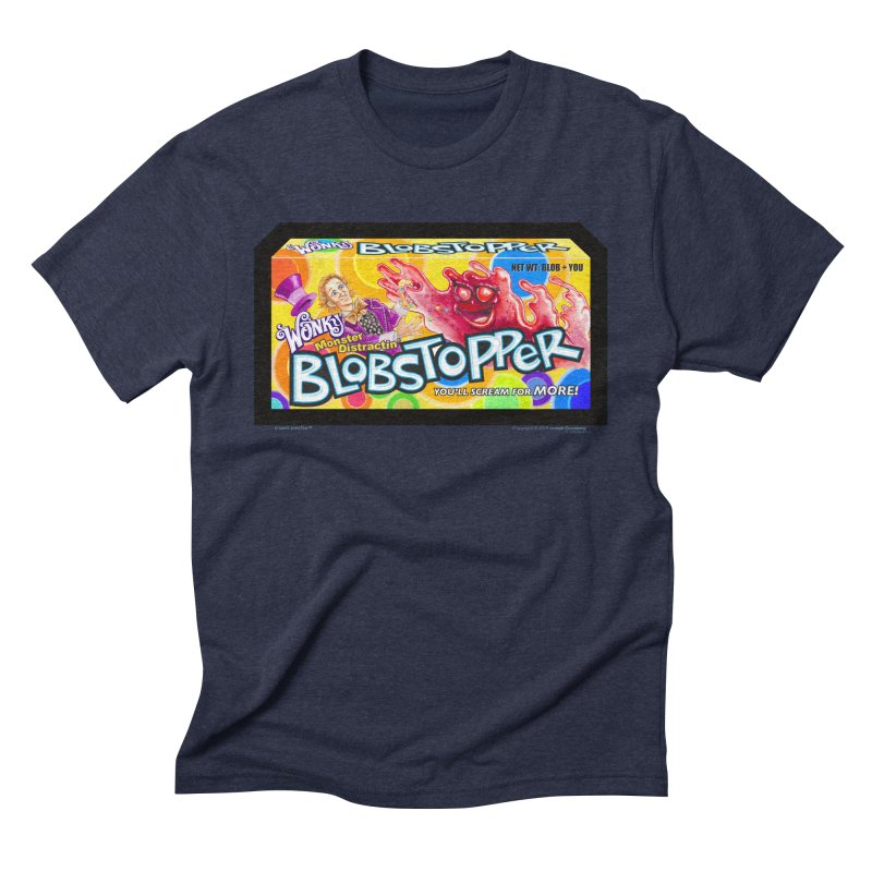 BLOBSTOPPER - joegparotees Men's  by joegparotee's Artist Shop