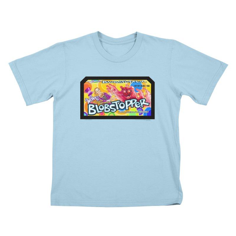 BLOBSTOPPER - joegparotees Kids  by joegparotee's Artist Shop
