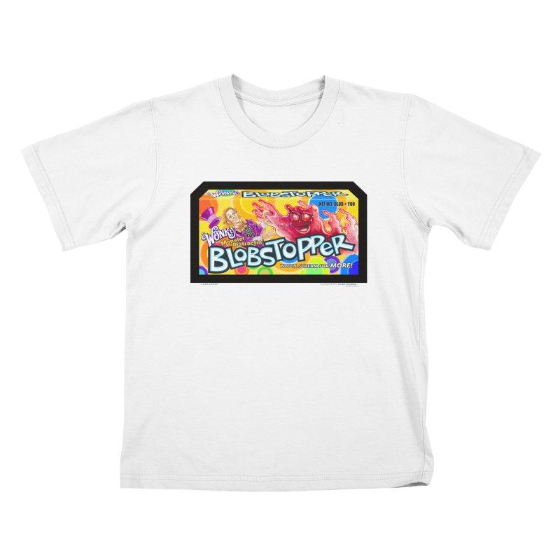 BLOBSTOPPER - joegparotees Kids T-Shirt by joegparotee's Artist Shop