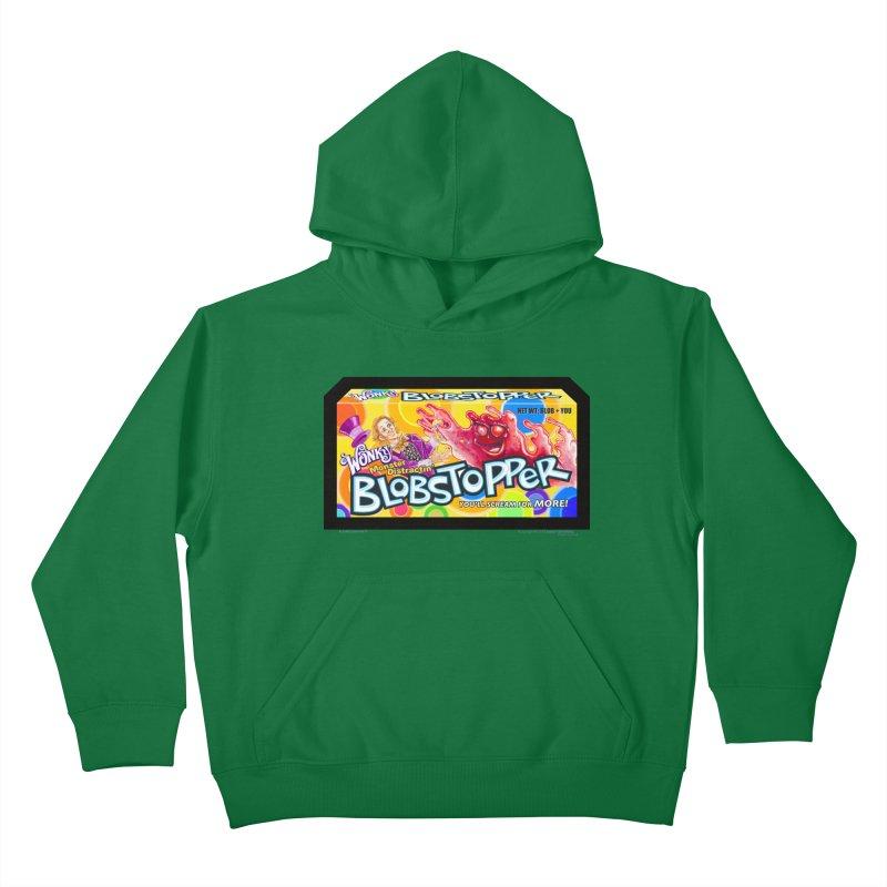 BLOBSTOPPER - joegparotees Kids Pullover Hoody by joegparotee's Artist Shop