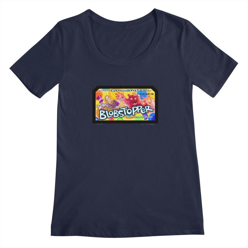 BLOBSTOPPER - joegparotees Women's  by joegparotee's Artist Shop