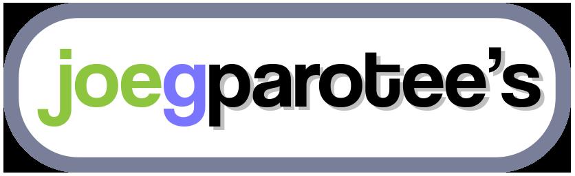 joegparotee's Artist Shop Logo
