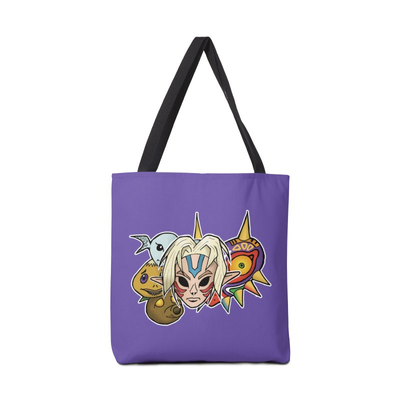 The Major Masks Accessories Bag by Joel Siegel's Artist Shop