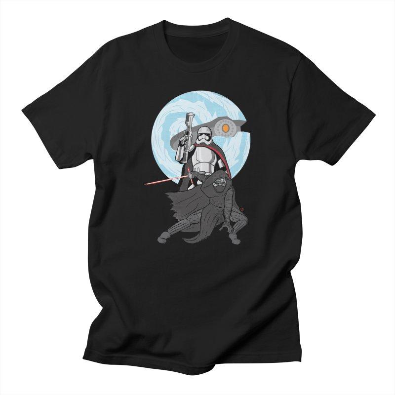 First Order Men's T-Shirt by Joel Siegel's Artist Shop