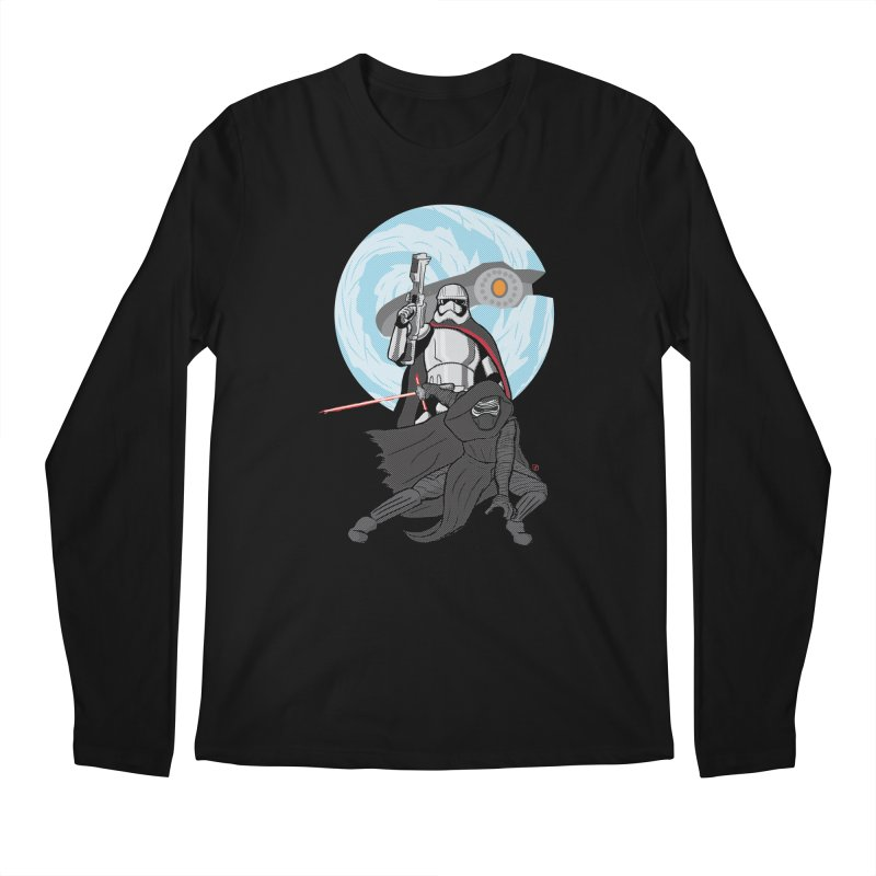 First Order Men's Longsleeve T-Shirt by Joel Siegel's Artist Shop