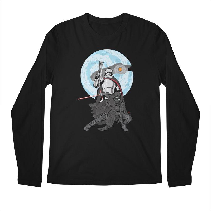 First Order Men's Regular Longsleeve T-Shirt by Joel Siegel's Artist Shop