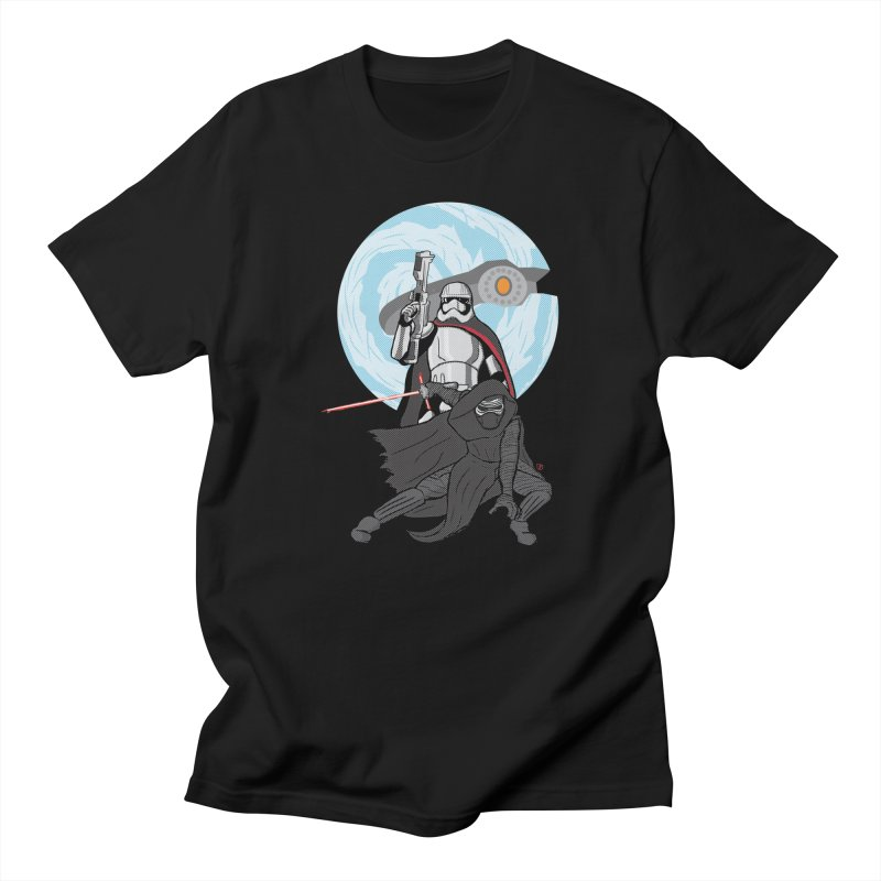 First Order Men's T-shirt by Joel Siegel's Artist Shop