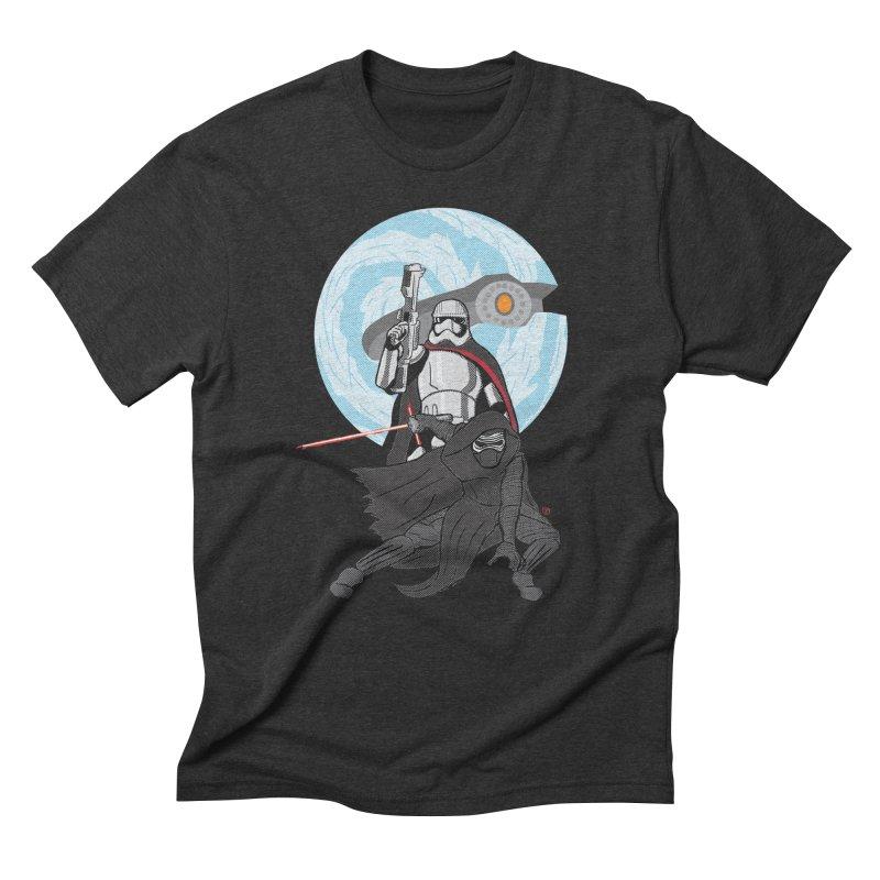 First Order Men's Triblend T-shirt by Joel Siegel's Artist Shop