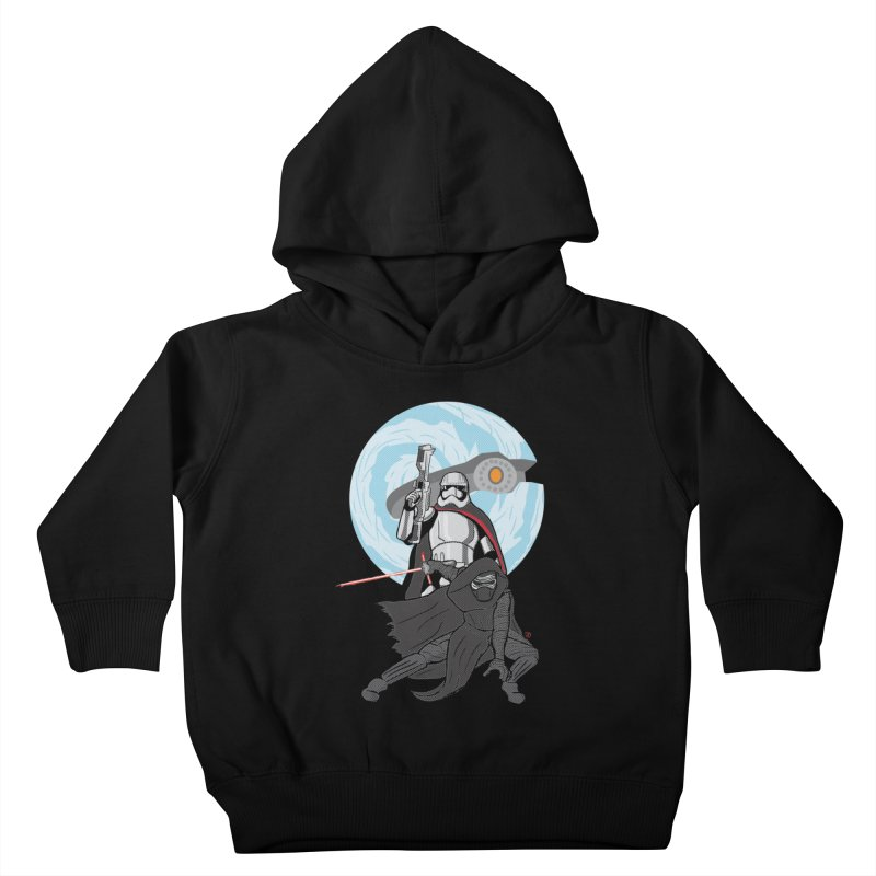 First Order Kids Toddler Pullover Hoody by Joel Siegel's Artist Shop