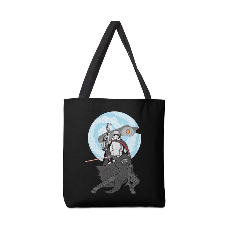 First Order Accessories Tote Bag Bag by Joel Siegel's Artist Shop