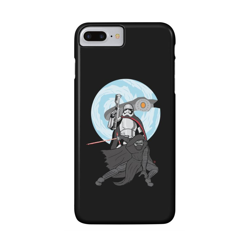 First Order Accessories Phone Case by Joel Siegel's Artist Shop