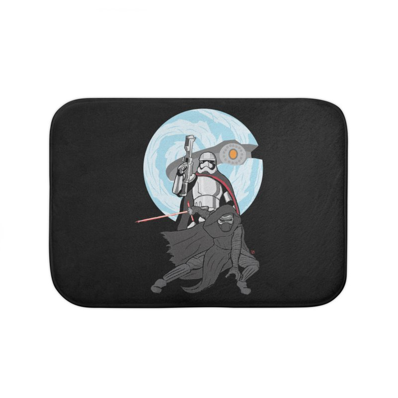 First Order Home Bath Mat by Joel Siegel's Artist Shop