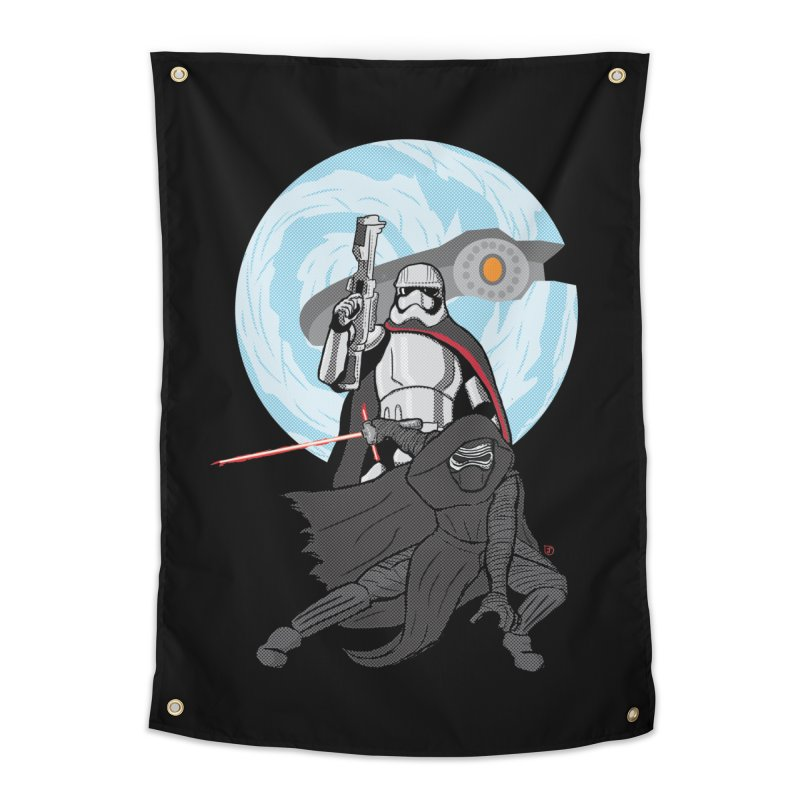 First Order Home Tapestry by Joel Siegel's Artist Shop