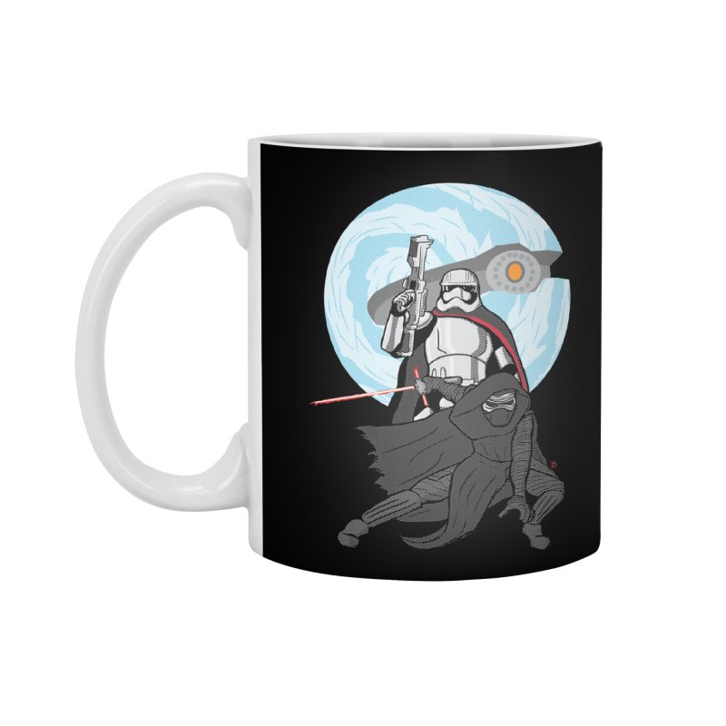 First Order Accessories Mug by Joel Siegel's Artist Shop
