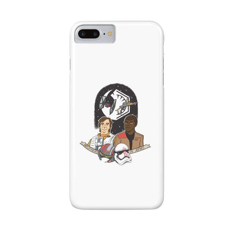 Brothers in Arms Accessories Phone Case by Joel Siegel's Artist Shop