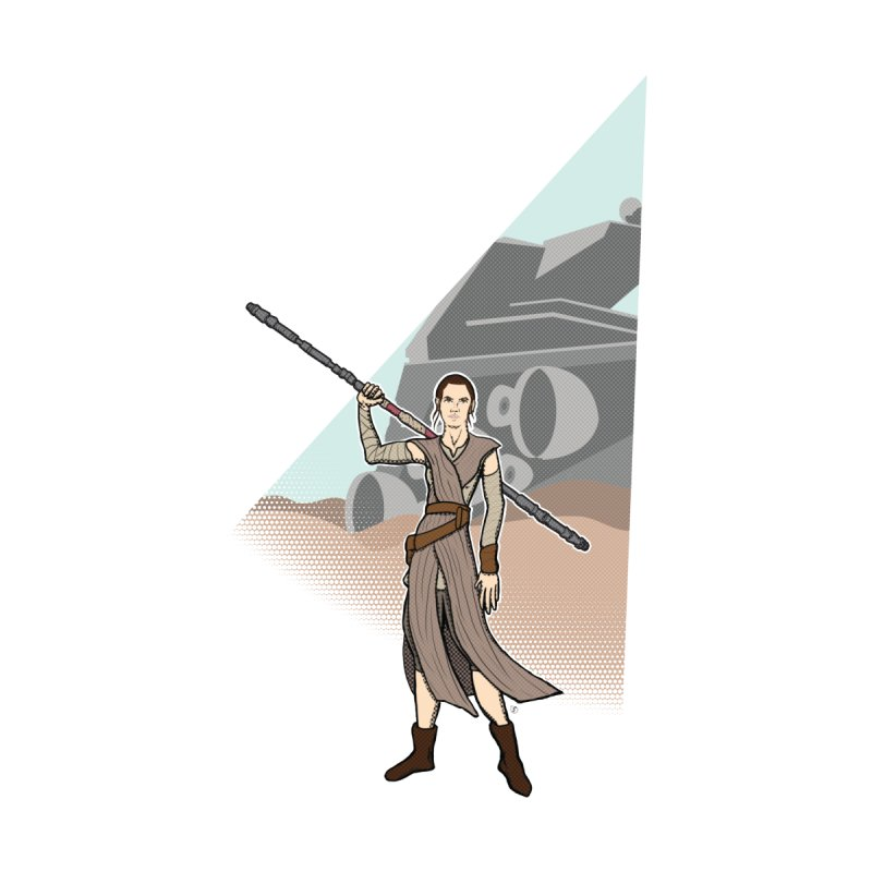 Rey of Hope None  by Joel Siegel's Artist Shop