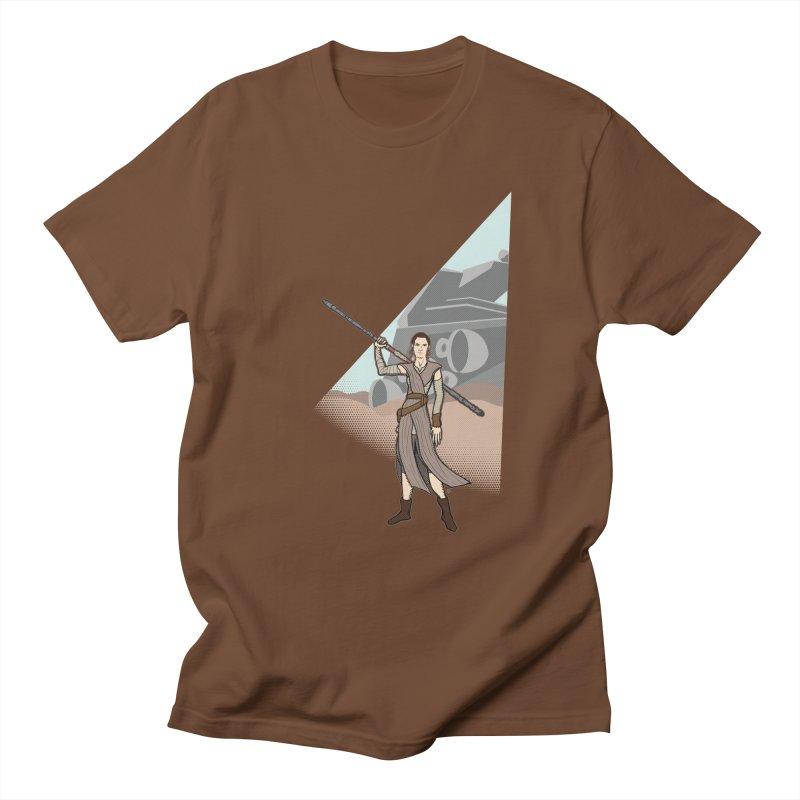 Rey of Hope Women's Unisex T-Shirt by Joel Siegel's Artist Shop