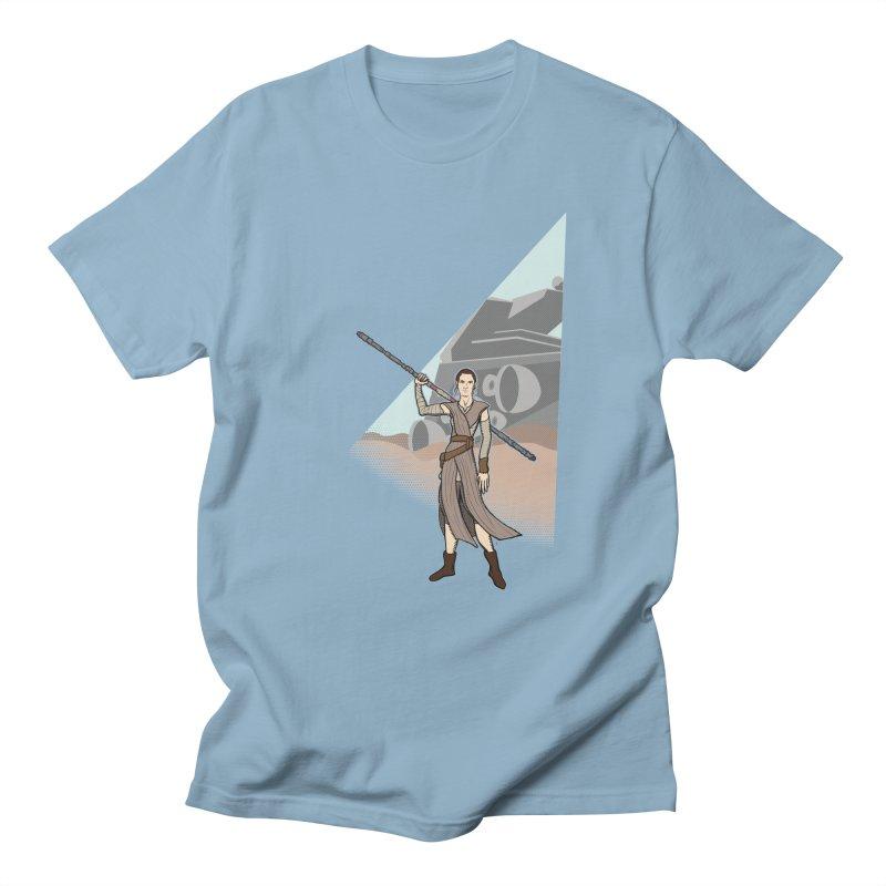Rey of Hope Women's Regular Unisex T-Shirt by Joel Siegel's Artist Shop