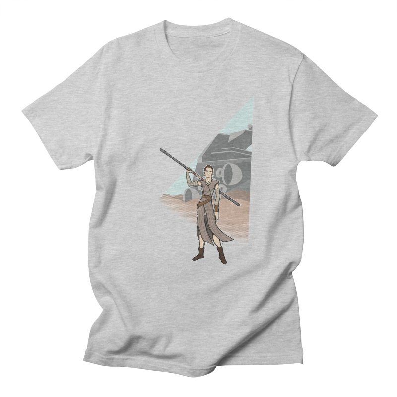 Rey of Hope Women's Regular Unisex T-Shirt by Joel Siegel's Artist Shop