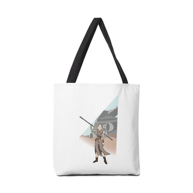 Rey of Hope Accessories Bag by Joel Siegel's Artist Shop