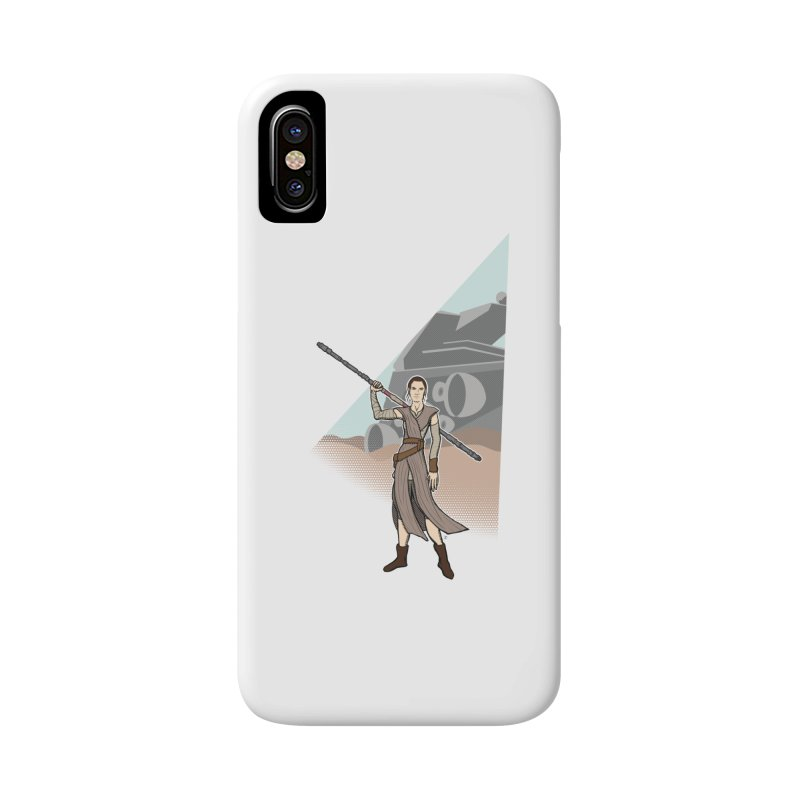 Rey of Hope Accessories Phone Case by Joel Siegel's Artist Shop