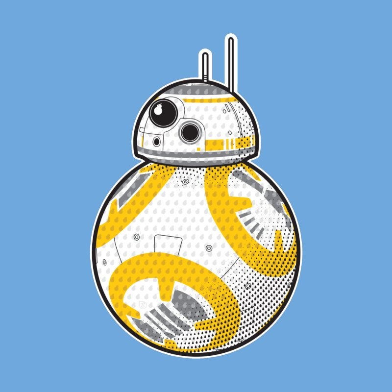 Meta BB-8 Men's Longsleeve T-Shirt by Joel Siegel's Artist Shop