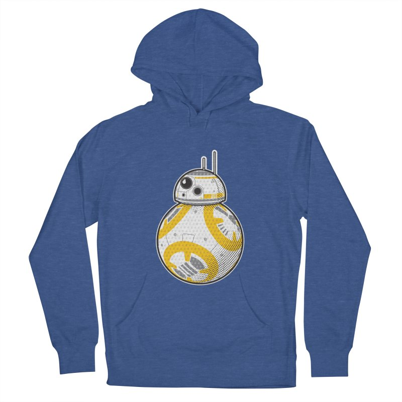 Meta BB-8 Women's Pullover Hoody by Joel Siegel's Artist Shop
