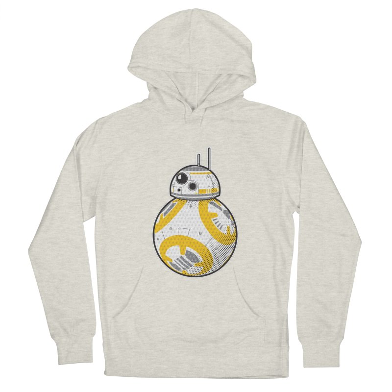 Meta BB-8 Men's Pullover Hoody by Joel Siegel's Artist Shop