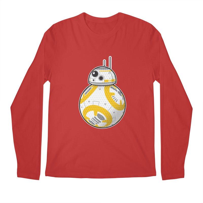 Meta BB-8 Men's Longsleeve T-Shirt by Joel Siegel's Artist Shop