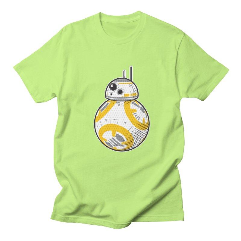 Meta BB-8 Men's T-Shirt by Joel Siegel's Artist Shop