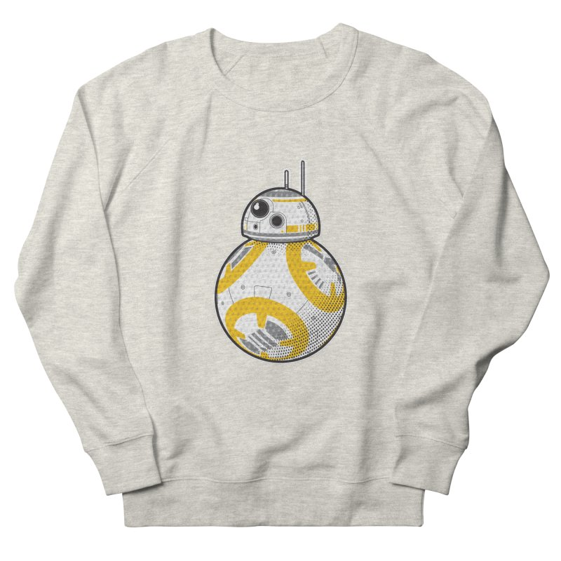 Meta BB-8 Men's Sweatshirt by Joel Siegel's Artist Shop