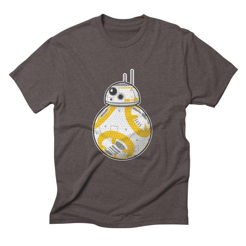Meta BB-8 Men's Triblend T-Shirt by Joel Siegel's Artist Shop