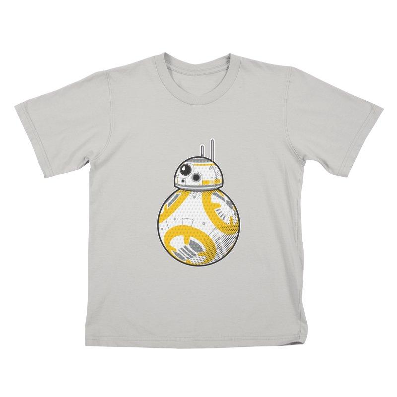 Meta BB-8 Kids T-Shirt by Joel Siegel's Artist Shop