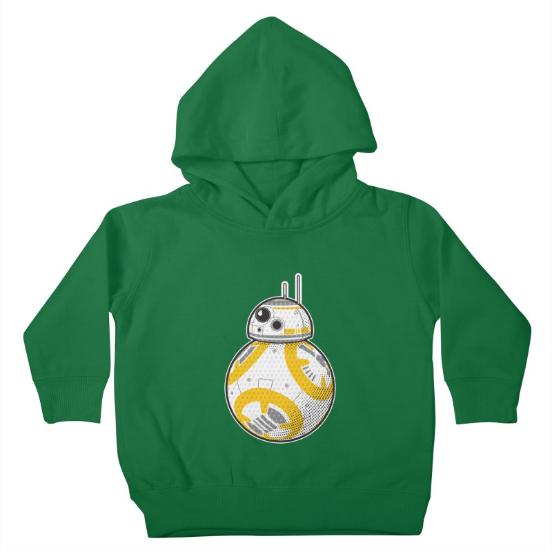 Meta BB-8 Kids Toddler Pullover Hoody by Joel Siegel's Artist Shop