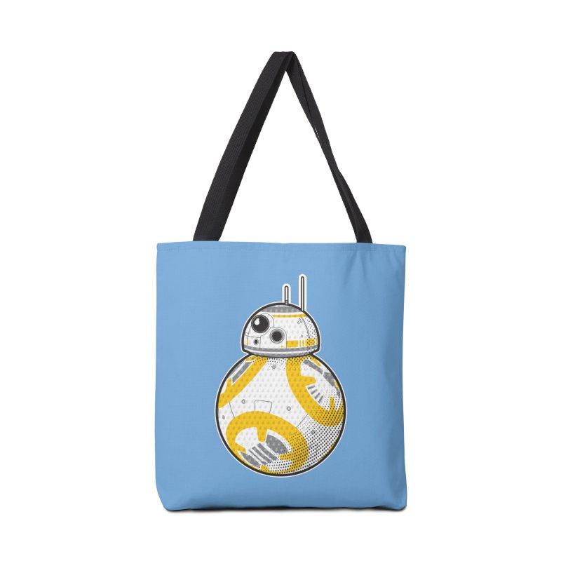 Meta BB-8 Accessories Tote Bag Bag by Joel Siegel's Artist Shop