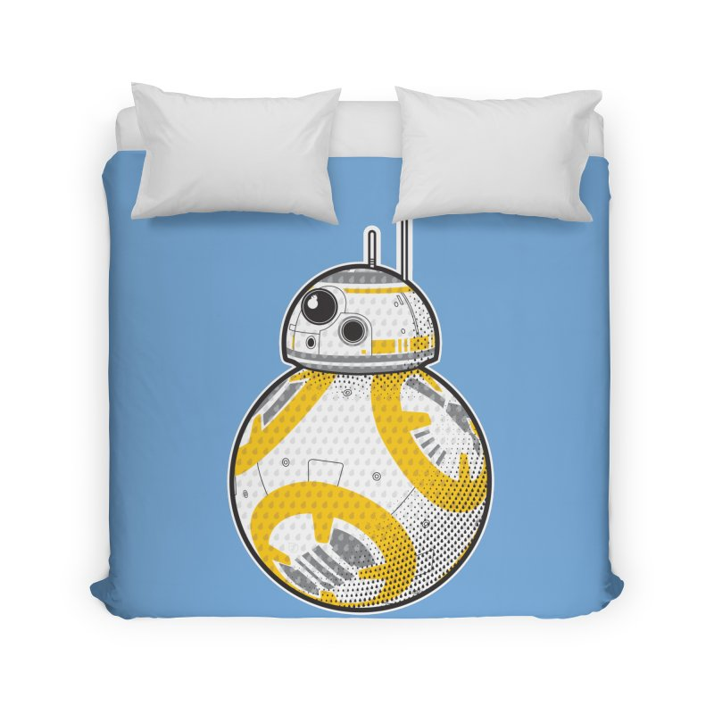 Meta BB-8 Home Duvet by Joel Siegel's Artist Shop