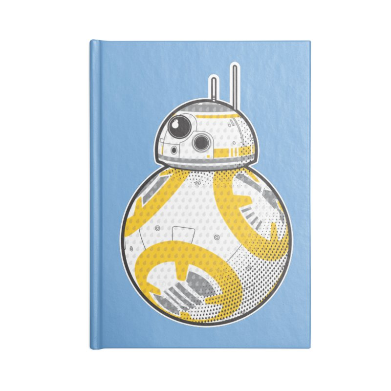 Meta BB-8 Accessories Notebook by Joel Siegel's Artist Shop