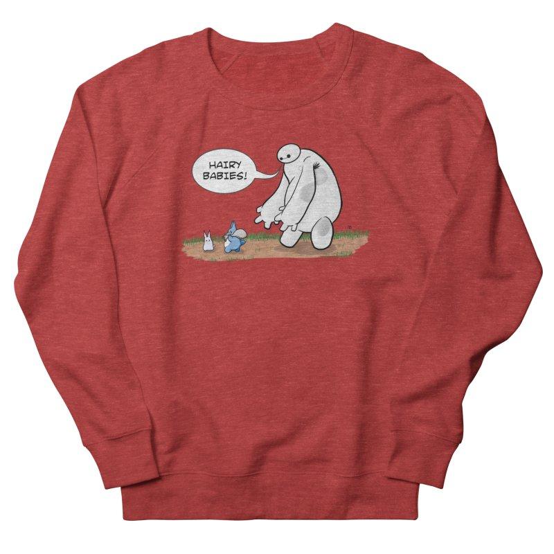 Hairy Babies Women's Sweatshirt by Joel Siegel's Artist Shop