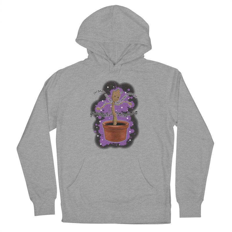 Space Dancin! Women's Pullover Hoody by Joel Siegel's Artist Shop
