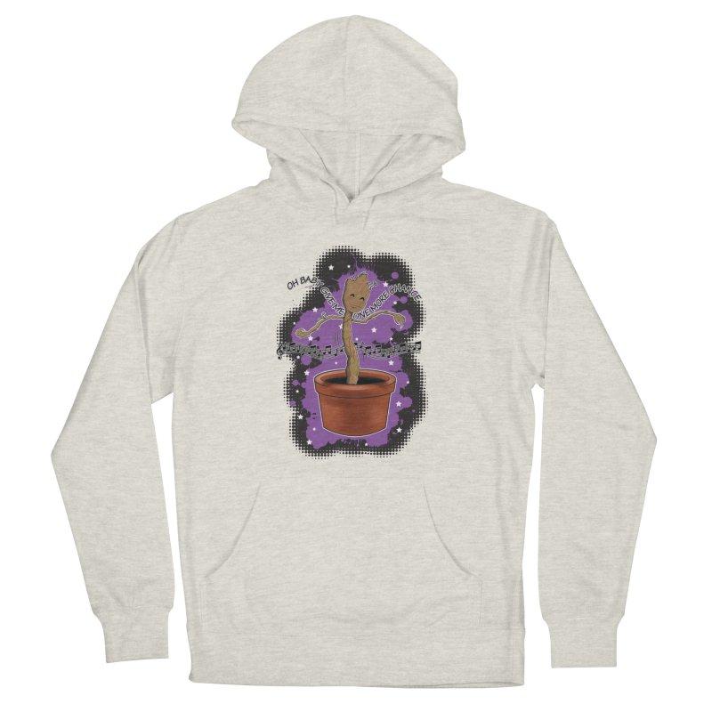 Space Dancin! Women's Pullover Hoody by Joel Siegel's Artist Shop