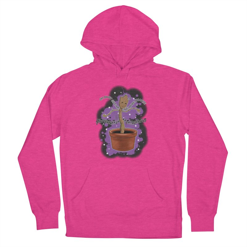 Space Dancin! Men's Pullover Hoody by Joel Siegel's Artist Shop