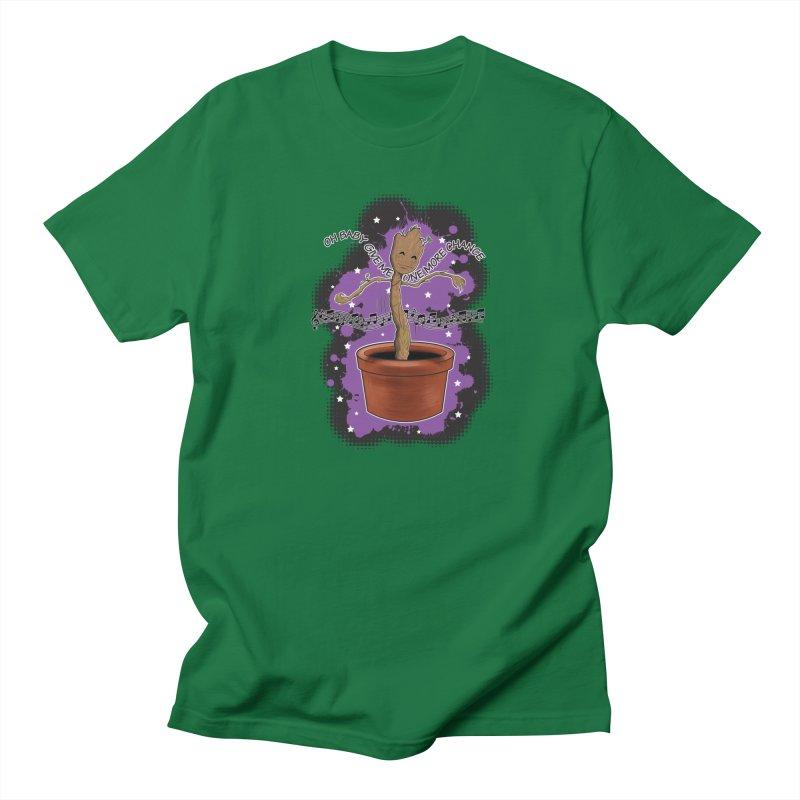 Space Dancin! Men's T-shirt by Joel Siegel's Artist Shop