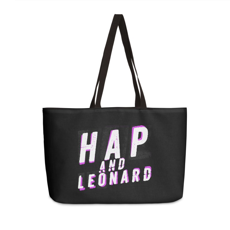 HAP AND LEONARD Accessories Bag by Joe R. Lansdale's All-Night Horror Show