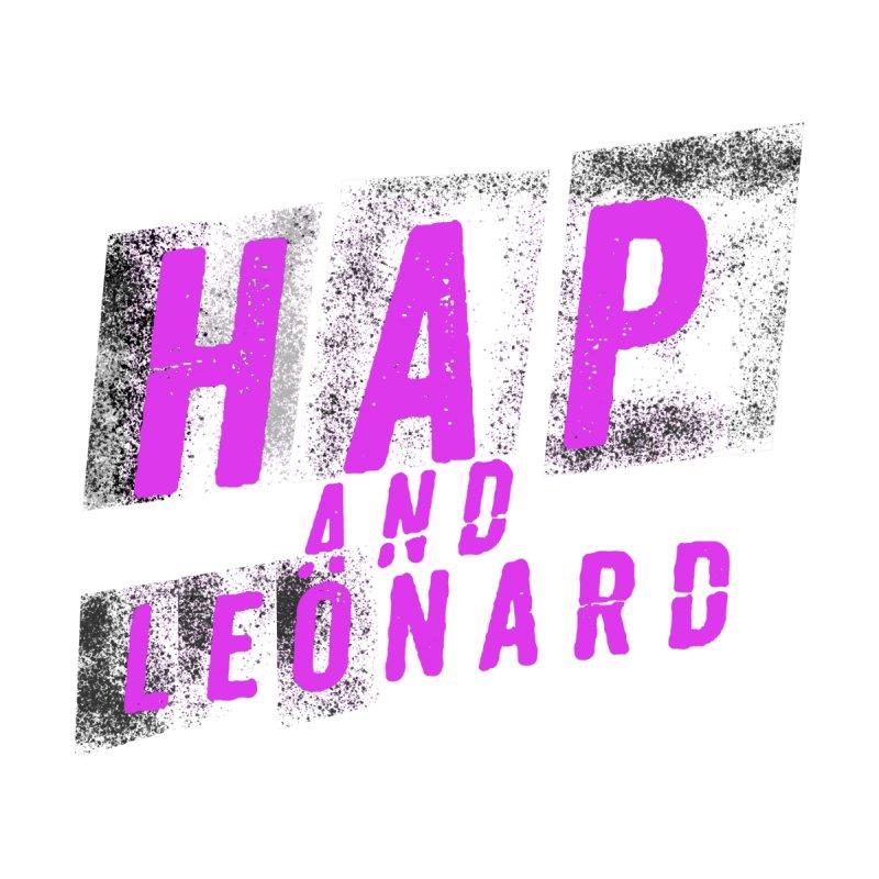 HAP AND LEONARD 2 Kids Longsleeve T-Shirt by Joe R. Lansdale's All-Night Horror Show