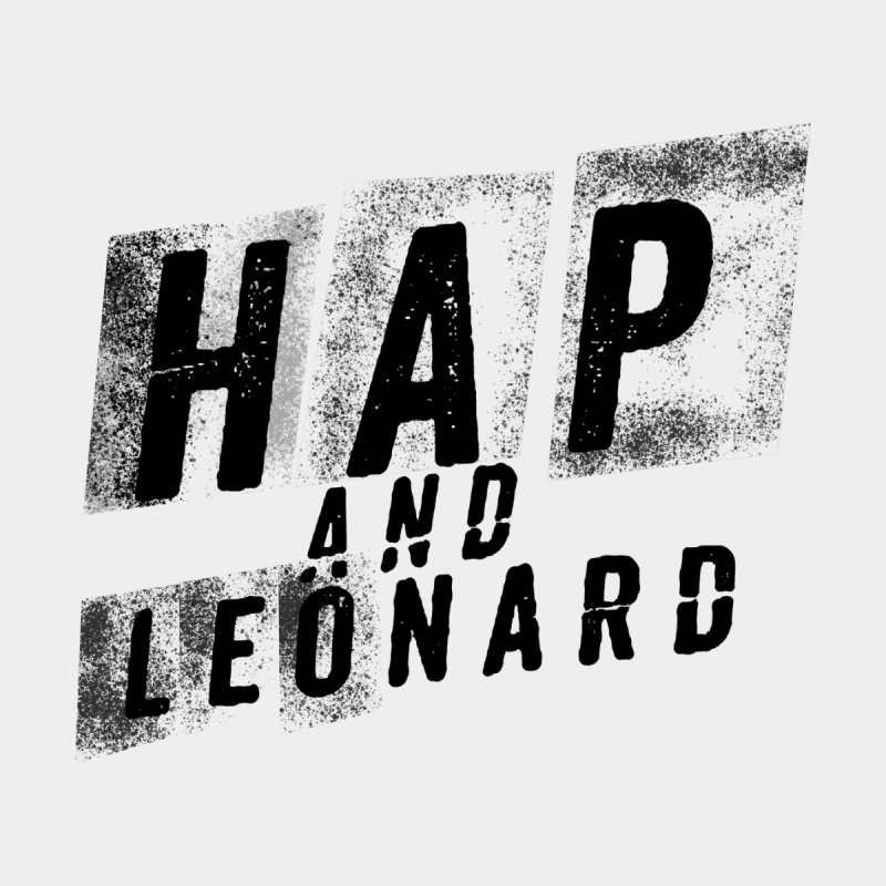 HAP AND LEONARD 3 Men's Pullover Hoody by Joe R. Lansdale's All-Night Horror Show
